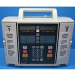 Baxter Flo-Gard 6301 Dual Channel Infusion Pump With New Battery & 90 Day Warranty
