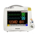 Philips MP30 IntelliVue Color Patient Vital Signs Monitor with M3001A Module - Ref M8002A