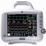 GE Dash 3000 Multi-Parameter Color Patient Monitor with Recorder