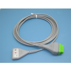 New 3 Lead GE / Marquette EKG / ECG Cable